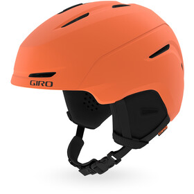 Giro Neo Helm Kinderen, matte deep orange